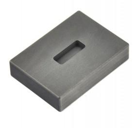 1/4 oz Troy Ounce Silver Kit Kat Graphite Ingot Mold