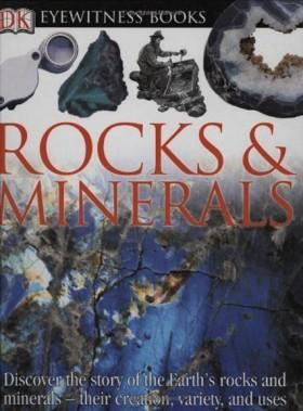 Rocks & Minerals Book