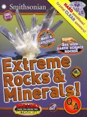 Extreme Rocks & Minerals! Book