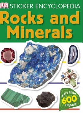 Rocks and Mineral Sticker Encyclopedia