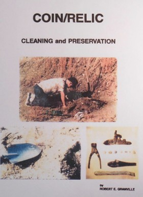 Coin/Relic Cleaning and Preservation Book