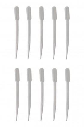 Pack of 10 Plastic Suction Tweezers