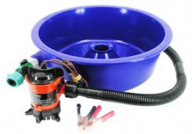 Concentrator Blue Bowl Kit