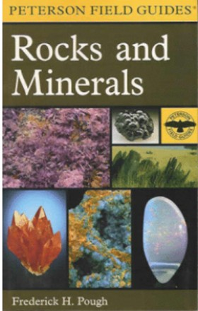 Peterson's Field Guide to Rocks and Minerals Book
