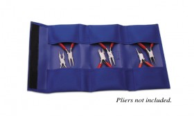 Royal Blue Canvas Tool Pouch