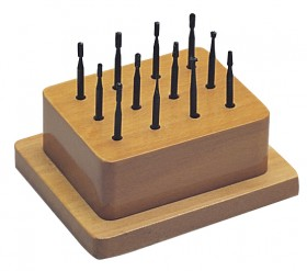 Wax Bur Set