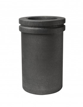 5 Kg Budget Graphite Crucible w/ Groove