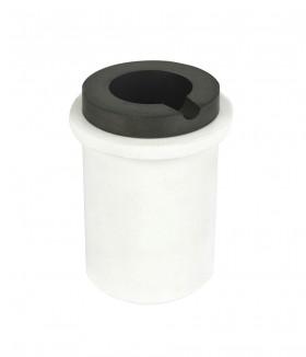 1 Kg Graphite Ceramic Induction Crucible