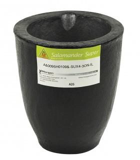A25 - 36 Kg Salamander Super Clay Graphite Crucible