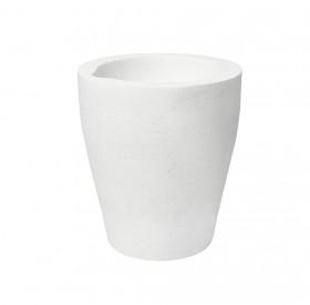 350 Gram Ceramic Alumina Crucible Cup