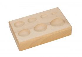 Wooden Forming Block