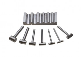 Steel Dapping Set w/ Hammers