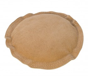 "7"" Round Leather Sandbag"