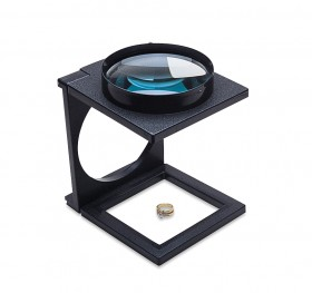 Large Folding Desk Magnifier