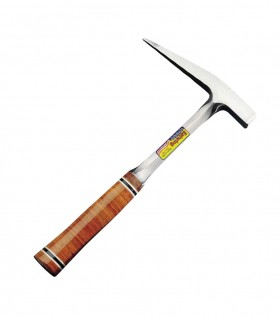 Estwing® Supreme Pick w/ Deluxe Leather Handle