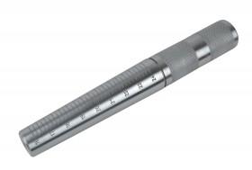 Large Steel Ring Mandrel w/ Sizes 16-24