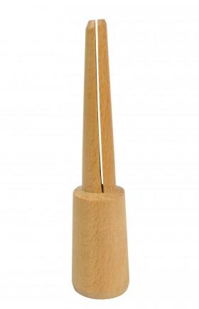 """4"""" Wooden Mandrel/Spindle"""