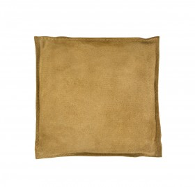 """8"""" Square Leather Sand Bag"""