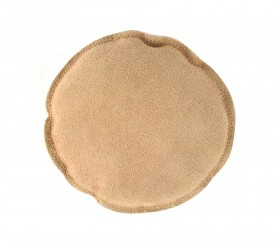 "6"" Round Leather Sandbag"