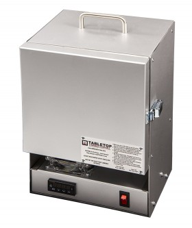 TableTop RapidFire Pro-L Kiln - Stainless Steel
