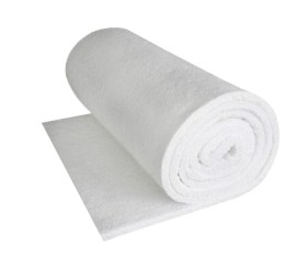 "INSWOOL-HP Insulation Blanket 6# 1"" x 24"" x 2.5' (5 Sq. Ft.) INDIVIDUAL FITTING FOR 4 KG PROPANE FURNACE"