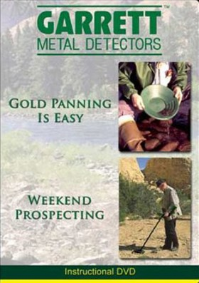 Gold Panning Is Easy DVD