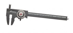 Plastic Dial Caliper - 150 mm to 0.1 mm