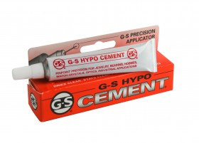 G-S HYPO-TUBE CEMENT