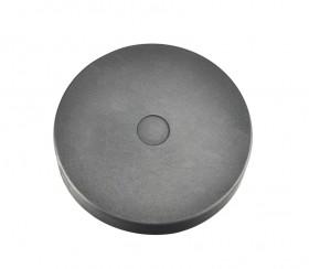 1 Gram Gold Round Coin Graphite Ingot Mold