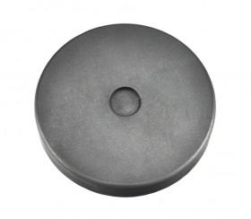 5 Gram Gold Round Coin Graphite Ingot Mold