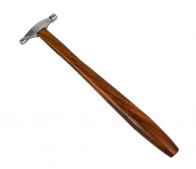 """9-1/4"""" Mini Embossing Hammer - 8.5 mm and 10 mm"""