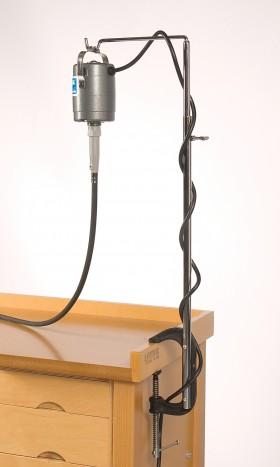 Flex Shaft Holder w/ Clamp