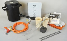 The Refiner's Propane Furnace Kit - 4 Kg