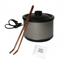 Cleaning Kit w/ 16 oz Pickle Pot Copper Tweezers and 10 oz Picking Compound