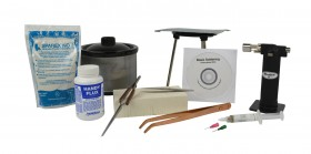 Basic Soldering Kit w/ Pickle Pot and DVD