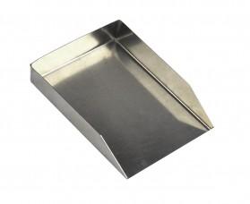 """2-1/2"""" x 1-1/2"""" Gemstone and Diamond Shovel Prospecting Scoop - Size No. 2"""