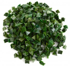 "1/4"" Green Resin - 1 Lb"