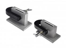 80 DWT Split Adjustable Steel Mold w/ Clamp
