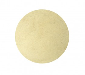"2"" x 1/2"" Solid Felt Buffing Wheel"