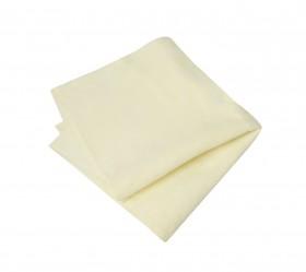 "10"" x 10"" Chamois Polishing Cloth"