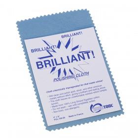 "Blue Brilliant Cloth - 4"" x 6"""