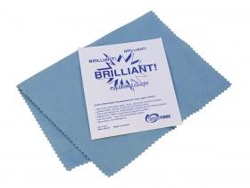 "Blue Brilliant Cloth - 12"" x 8"""