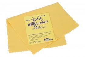 "Yellow Brilliant Cloth - 7-1/2"" x 12"""