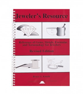 Jeweler's Resource: Revised Edition by Bruce J. Knuth