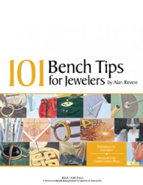 101 Bench Tip for Jewelers Book