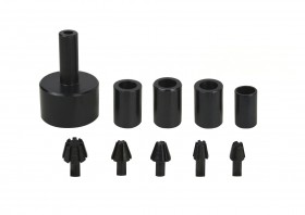 Set of 9 Claw Setting Ring Cones Set