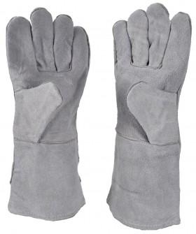 Heat-Resistant Cowhide Melting Furnace Gloves