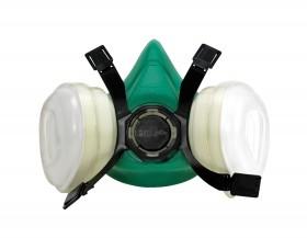 GERSON® 8311P Disposable Dual Cartridge Respirator OV/P95 - Medium