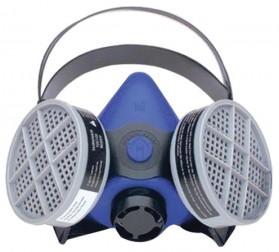 Honeywell Silicone Half Mask 2000 S Series Respirator Size MEDIUM