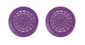 Honeywell 105005 - H5 Replacement P100 Filter One Pair